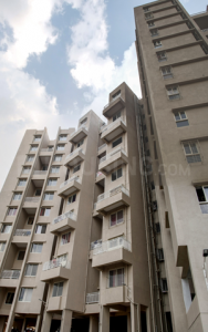 Gallery Cover Image of 548 Sq.ft 1 BHK Apartment for rent in Handewadi for 10200