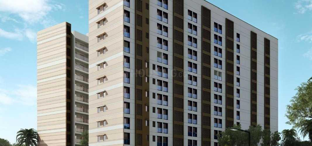 Building Image of 2041 Sq.ft 3 BHK Apartment for buy in Andheri East for 40100000