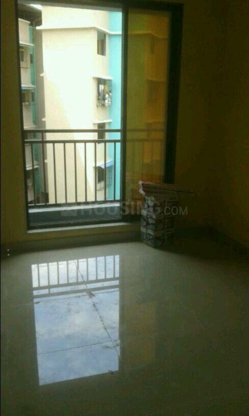 Living Room Image of 575 Sq.ft 1 BHK Apartment for rent in Dombivli East for 8000