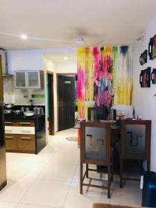 Gallery Cover Image of 2000 Sq.ft 2 BHK Apartment for rent in Avirat Silver Casa, Ghatlodiya for 27000