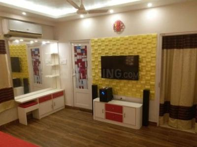 Gallery Cover Image of 750 Sq.ft 2 BHK Independent Floor for rent in Tollygunge for 22000