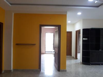 Gallery Cover Image of 1600 Sq.ft 3 BHK Apartment for rent in Yousufguda for 32000