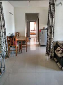Gallery Cover Image of 1500 Sq.ft 3 BHK Apartment for rent in Karma Recidency, Pathardi Phata for 14000