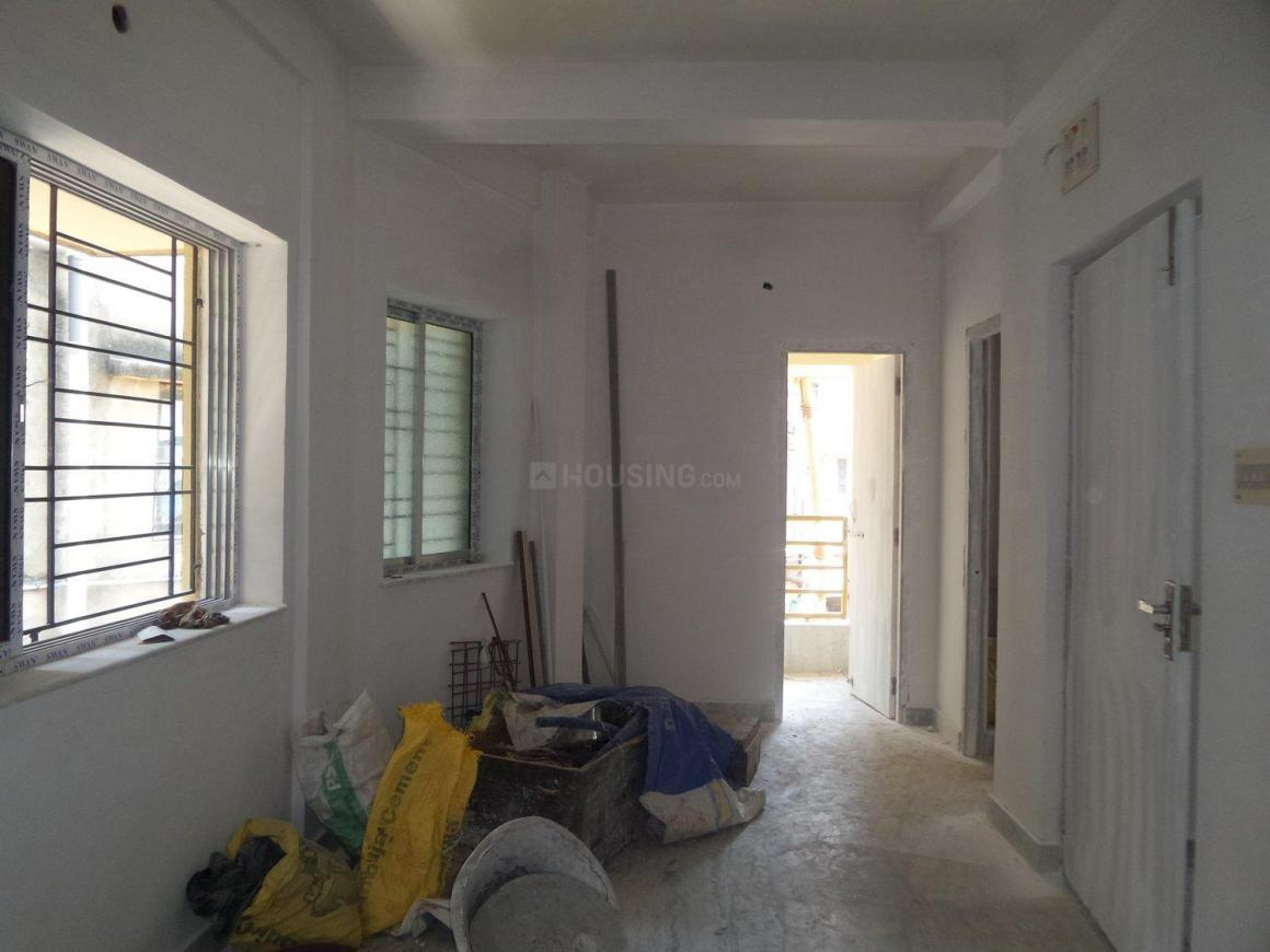 Living Room Image of 850 Sq.ft 2 BHK Independent Floor for buy in Tollygunge for 3800000