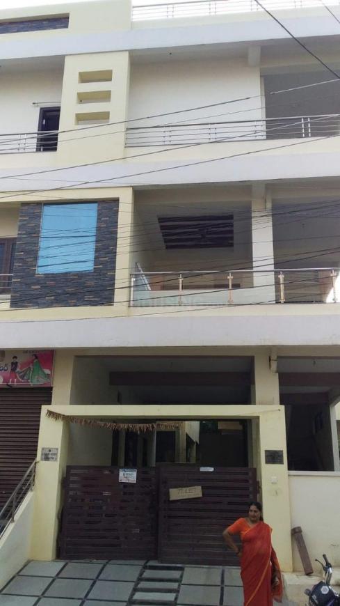 Building Image of 2000 Sq.ft 2 BHK Independent Floor for rent in Vanasthalipuram for 11000