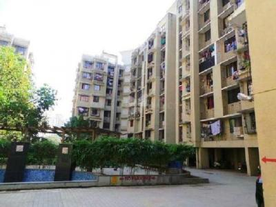 Gallery Cover Image of 650 Sq.ft 1 BHK Apartment for rent in Thane West for 14000