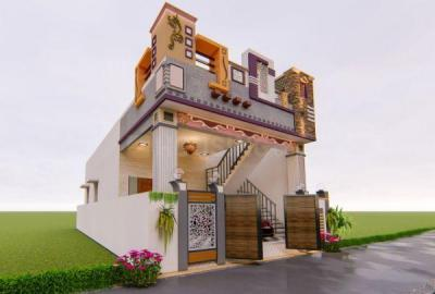 Gallery Cover Image of 850 Sq.ft 2 BHK Independent House for buy in Medavakkam for 7600000
