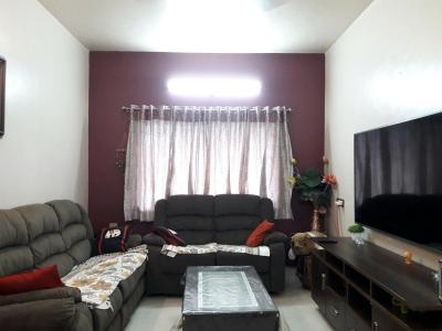 Living Room Image of 1400 Sq.ft 3 BHK Apartment for buy in Guru Nanak Nagar for 13000000