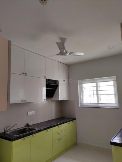 Kitchen Image of 1275 Sq.ft 2 BHK Apartment for rent in Gachibowli for 29000