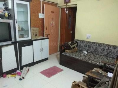 Gallery Cover Image of 590 Sq.ft 1 BHK Apartment for rent in Bhayandarpada, Thane West for 11000