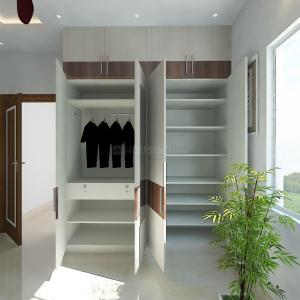 Bedroom Image of 1800 Sq.ft 3 BHK Apartment for rent in Kudlu Gate for 40000