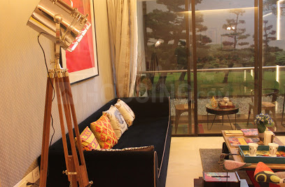 Living Room Image of 1210 Sq.ft 2 BHK Apartment for buy in Andheri East for 22000000