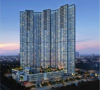Gallery Cover Image of 1545 Sq.ft 3 BHK Apartment for buy in Mulund West for 27812398