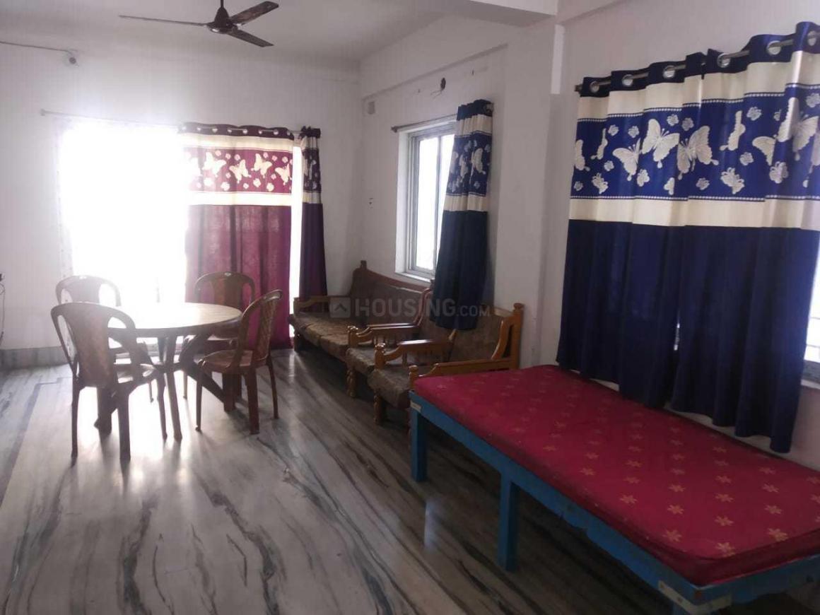 Living Room Image of Shelter Living PG in New Town