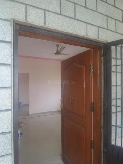 Main Entrance Image of 1200 Sq.ft 2 BHK Independent Floor for rent in Thanisandra for 15000