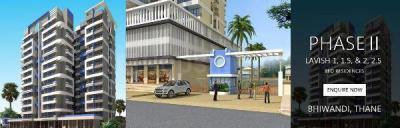 Gallery Cover Image of 715 Sq.ft 1 BHK Apartment for buy in Arihant City Phase II E Building, Bhiwandi for 3600000