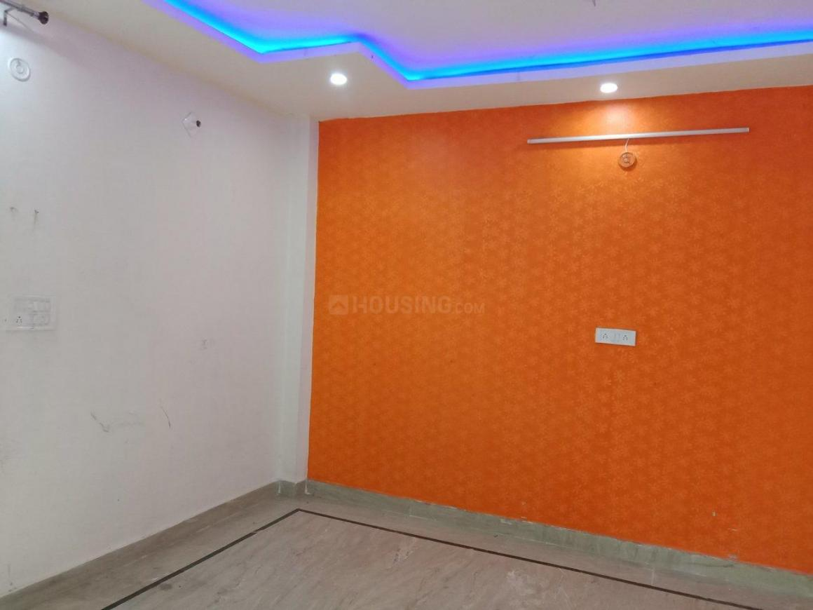 Living Room Image of 450 Sq.ft 1 BHK Apartment for rent in Dwarka Mor for 7000