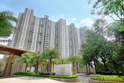 Gallery Cover Image of 472 Sq.ft 1 BHK Apartment for buy in Thane West for 7676000
