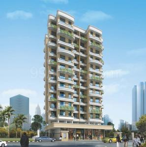 Gallery Cover Image of 1210 Sq.ft 2 BHK Apartment for buy in Ulwe for 9500000
