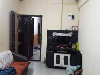 Gallery Cover Image of 650 Sq.ft 1 BHK Apartment for rent in Airoli for 16500