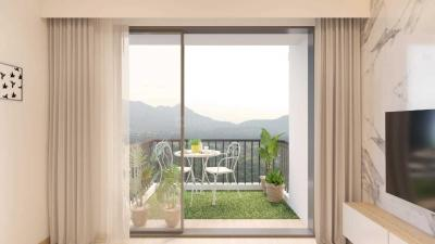 Gallery Cover Image of 620 Sq.ft 1 BHK Apartment for buy in Panvel for 4400000