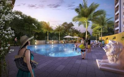 Gallery Cover Image of 756 Sq.ft 1 BHK Apartment for buy in JP North Barcelona, Mira Road East for 5900000