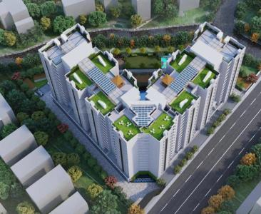 Gallery Cover Image of 2020 Sq.ft 4 BHK Apartment for buy in Utsav The Address, Baner for 19244000