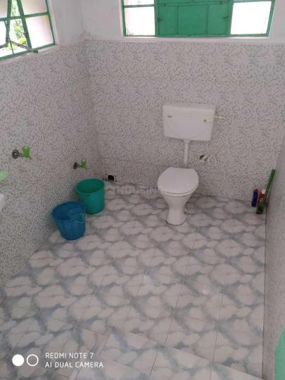 Common Bathroom Image of 350 Sq.ft 1 RK Independent Floor for rent in Kasba for 4800