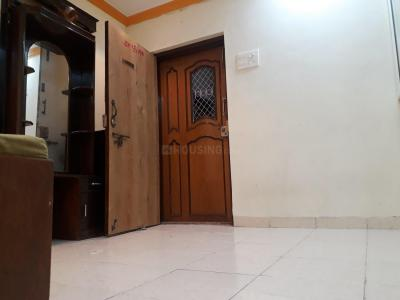 Gallery Cover Image of 450 Sq.ft 1 RK Apartment for rent in Airoli for 14000