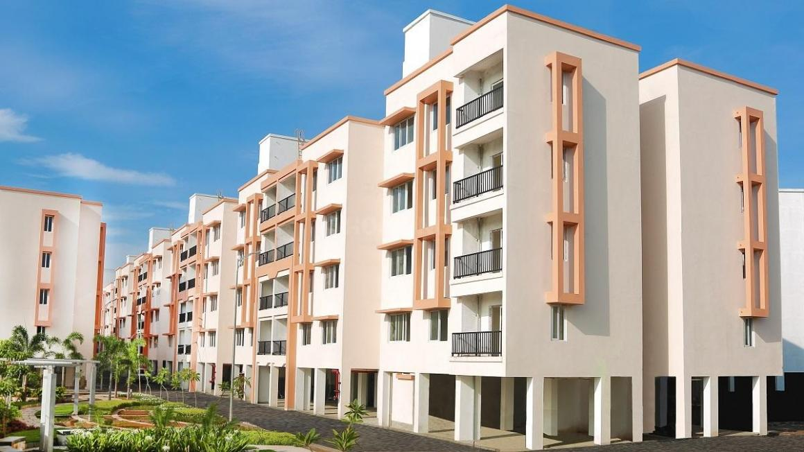 Building Image of 1049 Sq.ft 2 BHK Apartment for buy in Selvapuram South for 4175000