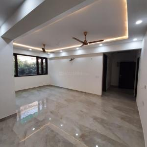 Gallery Cover Image of 1550 Sq.ft 3 BHK Apartment for rent in Shree Radha Krishna Apartments, Sector 7 Dwarka for 30000