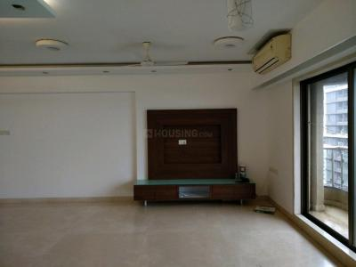 Gallery Cover Image of 1600 Sq.ft 3 BHK Apartment for rent in Bandra East for 160000