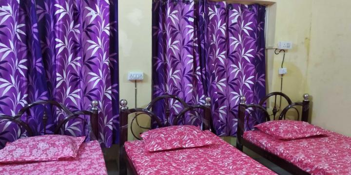 साल्ट लेक सिटी में कबिता पीजी के बेडरूम की तस्वीर