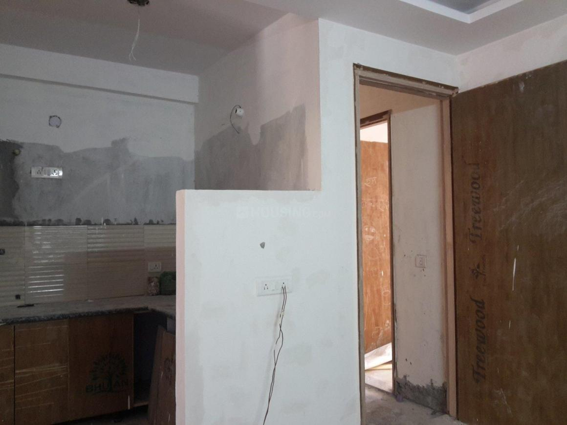 Living Room Image of 750 Sq.ft 2 BHK Apartment for buy in Chhattarpur for 4000000