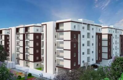Gallery Cover Image of 990 Sq.ft 2 BHK Apartment for buy in Pragathi Nagar for 3200000