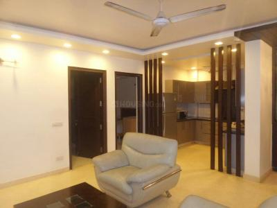 Gallery Cover Image of 1800 Sq.ft 3 BHK Independent Floor for rent in Greater Kailash for 70000