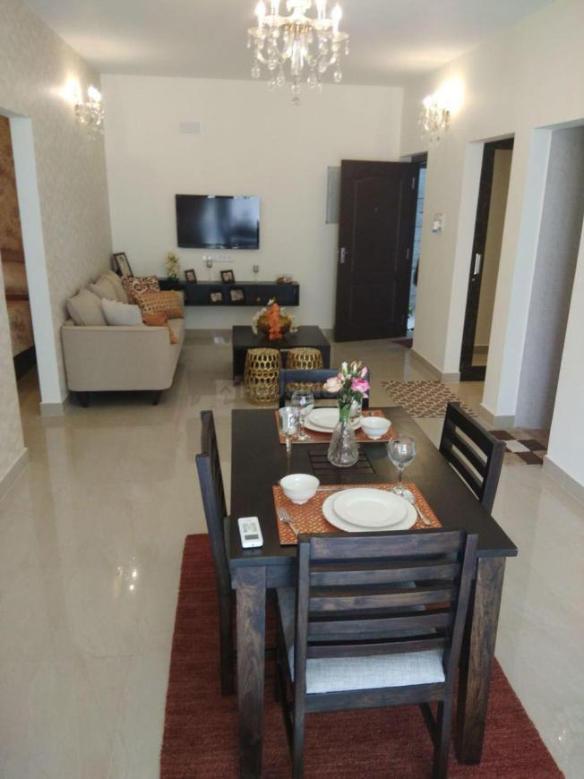 Living Room Image of 1318 Sq.ft 3 BHK Apartment for buy in Perungalathur for 7680000