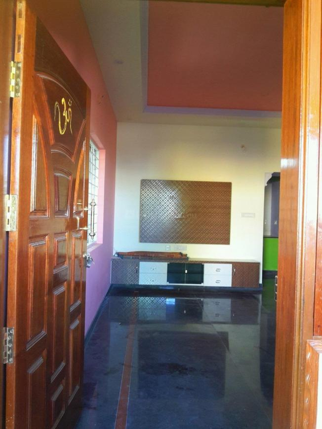 Main Entrance Image of 1200 Sq.ft 2 BHK Independent House for buy in Horamavu for 6800000