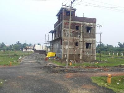 Gallery Cover Image of 800 Sq.ft 2 BHK Independent House for buy in Semmancheri for 3990000