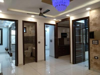 Gallery Cover Image of 900 Sq.ft 3 BHK Independent Floor for buy in Burari for 4700000