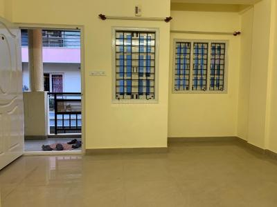 Gallery Cover Image of 650 Sq.ft 1 BHK Independent Floor for rent in Kodihalli for 15000