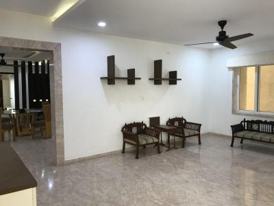 Gallery Cover Image of 3200 Sq.ft 3 BHK Apartment for rent in Vamsiram Jyothi Lotus Huda Heights , Jubilee Hills for 150000