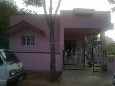 Gallery Cover Image of 1200 Sq.ft 2 BHK Independent House for rent in Bangalore City Municipal Corporation Layout for 14000