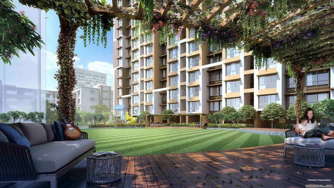 Building Image of 950 Sq.ft 2 BHK Apartment for buy in Dahisar East for 12500000