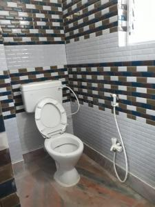 Bathroom Image of Barsha PG And Guest House in Salt Lake City