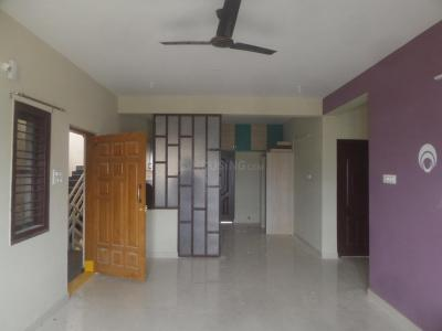 Gallery Cover Image of 1200 Sq.ft 2 BHK Apartment for rent in Amrutahalli for 15000