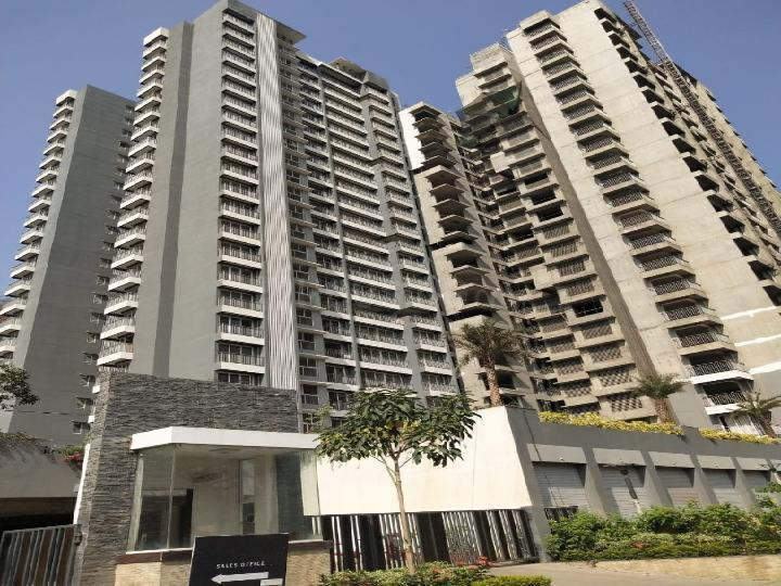 Building Image of 1100 Sq.ft 3 BHK Apartment for rent in Thane West for 31000