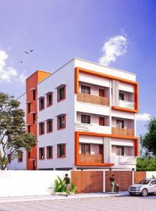 Gallery Cover Image of 1018 Sq.ft 2 BHK Apartment for buy in Valasaravakkam for 6820600