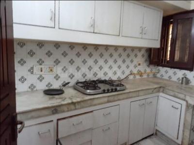 Kitchen Image of Vandana's PG in Kalkaji