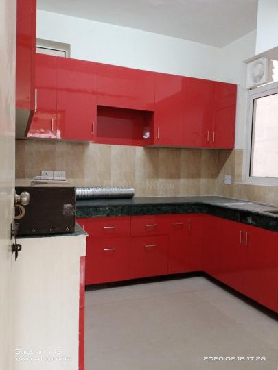 Kitchen Image of 1564 Sq.ft 3 BHK Apartment for buy in Sector 129 for 5800000